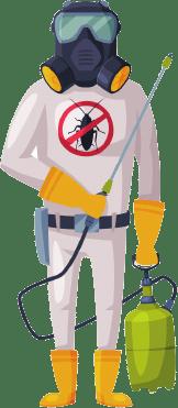 warszawa dezynsekcja, zwalczanie szkodników